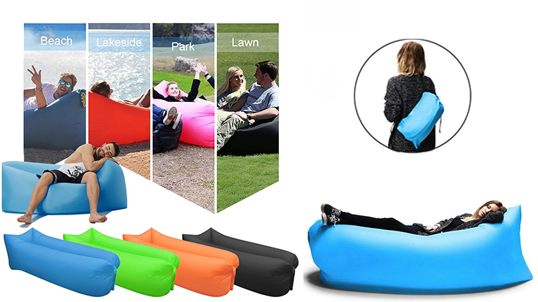 Outdoor camping sofa