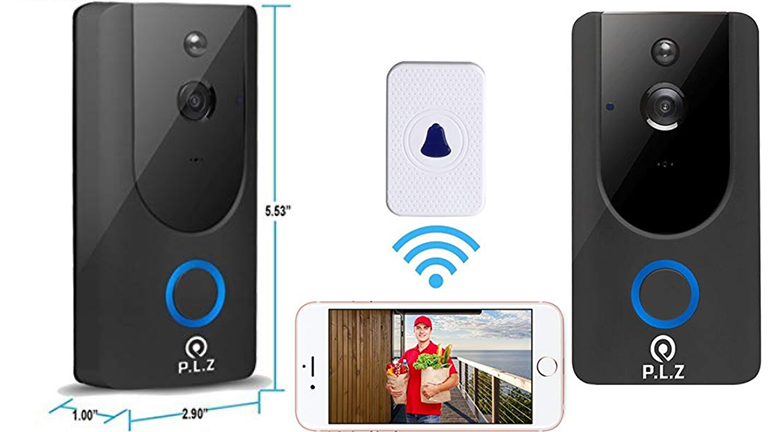 ir security doorbell